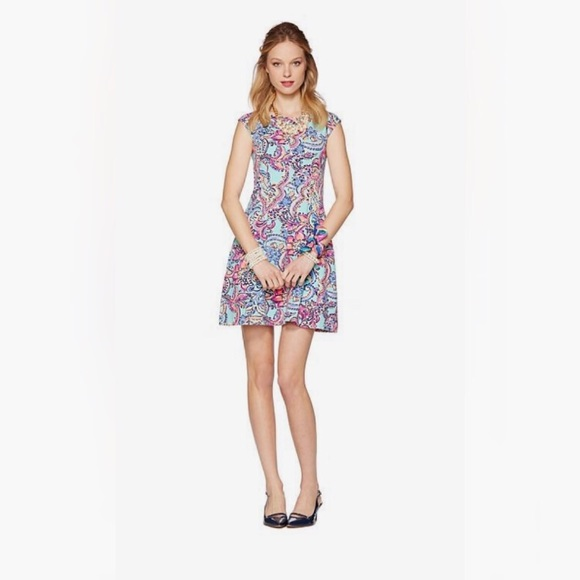 Lilly Pulitzer Dresses & Skirts - Lilly Pulitzer Briella Dress Bait and Switch Print